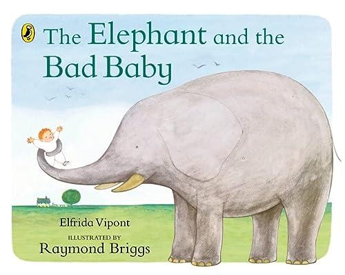 Beispielbild für Elephant and the Bad Baby (PICTURE PUFFINS) zum Verkauf von HPB-Diamond