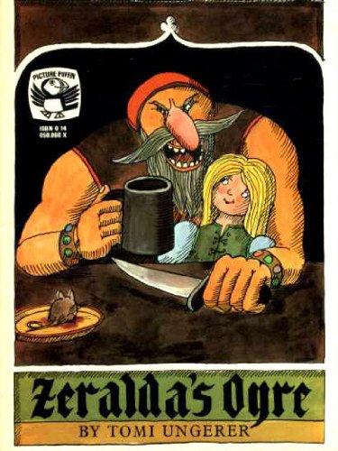 9780140500608: Zeralda's Ogre (Puffin Picture Books)