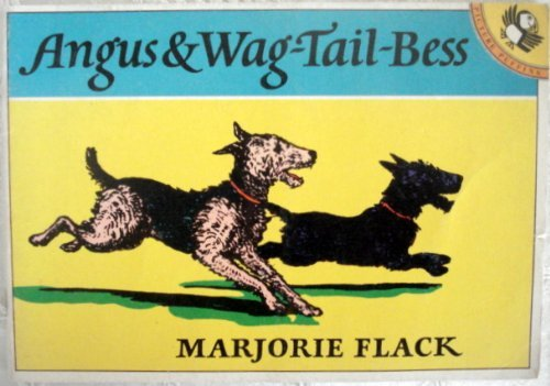 9780140500653: Angus and Wagtail Bess (Picture Puffin)