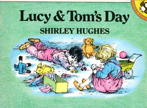 9780140500684: Lucy and Tom's Day (Picture Puffins)