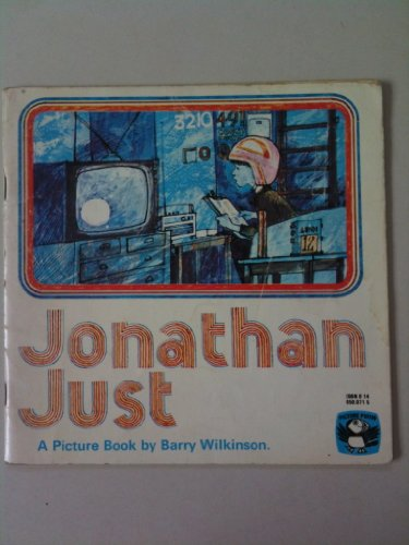 9780140500714: Jonathan Just (Puffin Picture Books)
