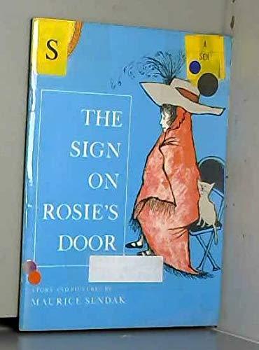 9780140500783: The sign on Rosie's door