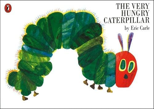 9780140500875: A very hungry Caterpillar (livre grand format)