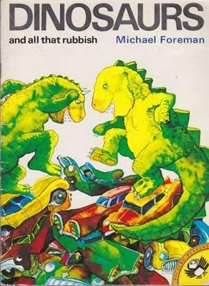 9780140500981: Dinosaurs and All That Rubbish (Picture Puffin)