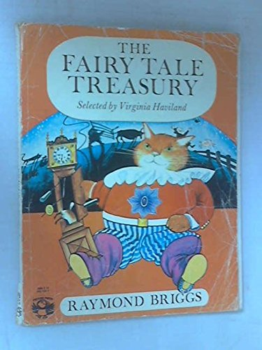 9780140501032: The Fairy Tale Treasury (Young Puffin Books)