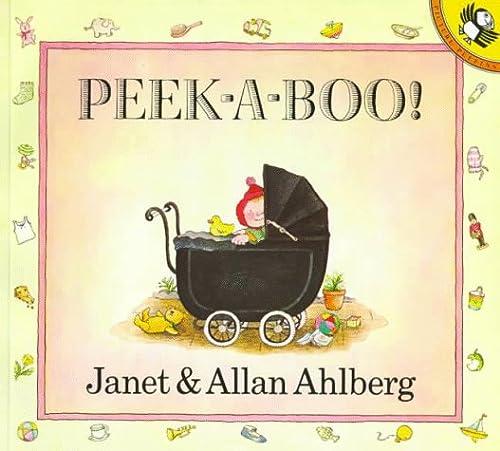 9780140501070: Peek-a-Boo! (Picture Puffin)
