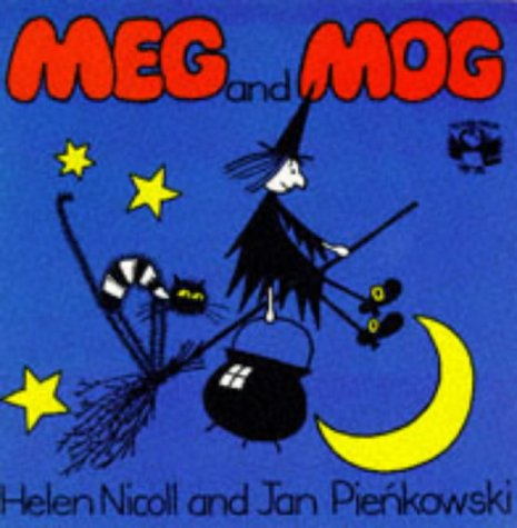 Meg and Mog (Picture Puffin): Nicoll, Helen and