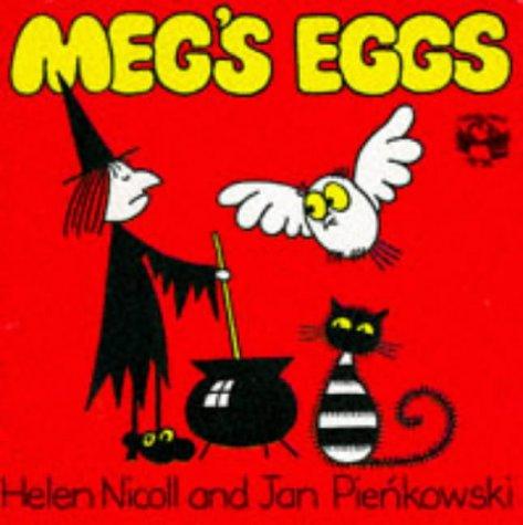 Megs Eggs (Meg and Mog): Nicoll, Helen and
