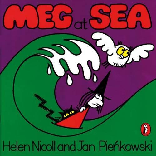 9780140501193: Meg At Sea