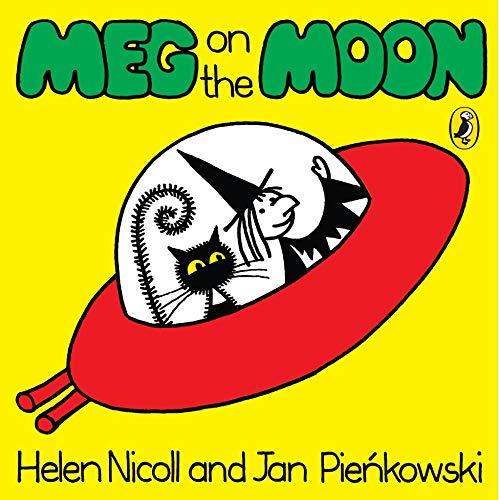 9780140501209: Meg on the Moon