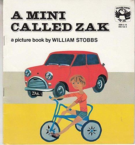 9780140501223: Mini Called Zak (Picture Puffin)