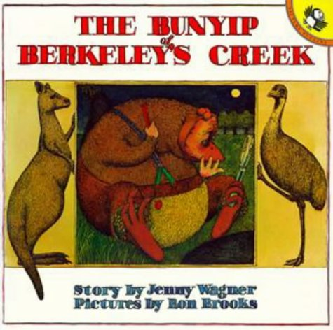 9780140501261: The Bunyip of Berkeley's Creek (Picture Puffin)