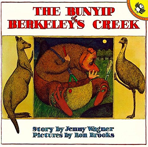 The Bunyip of Berkeley's Creek (Picture Puffin) (0140501266) by Jenny Wagner