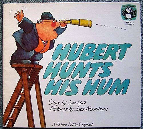 9780140501308: Hubert Hunts His Hum.