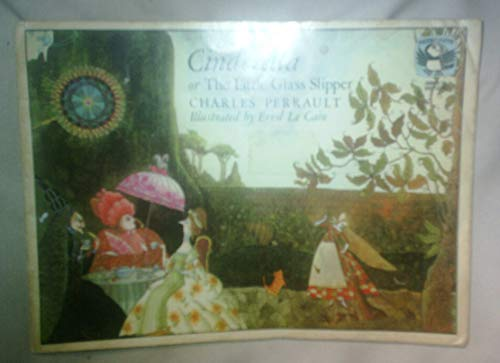Cinderella or the Little Glass Slipper (Picture Puffin): Perrault, Charles