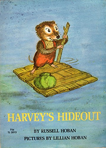 9780140501599: Harvey's Hideout (Picture Puffin)