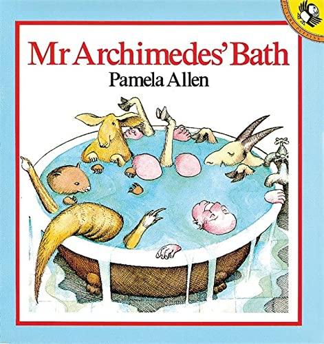 9780140501629: Mr Archimedes' Bath
