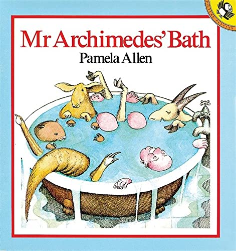 9780140501629: Mr. Archimedes' Bath (Picture Puffins)