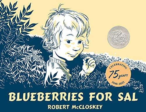 9780140501698: Blueberries for Sal