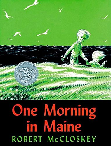 9780140501742: One Morning in Maine (Picture Puffin)