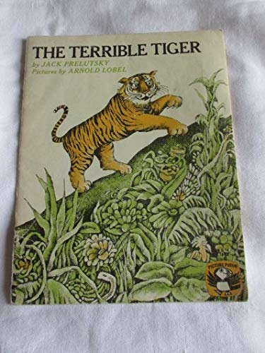 9780140501841: The Terrible Tiger (Picture Puffin)
