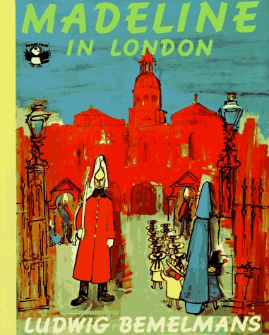 9780140501995: Madeline in London (Picture Puffins)