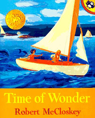 9780140502015: Time of Wonder (Picture Puffin books)