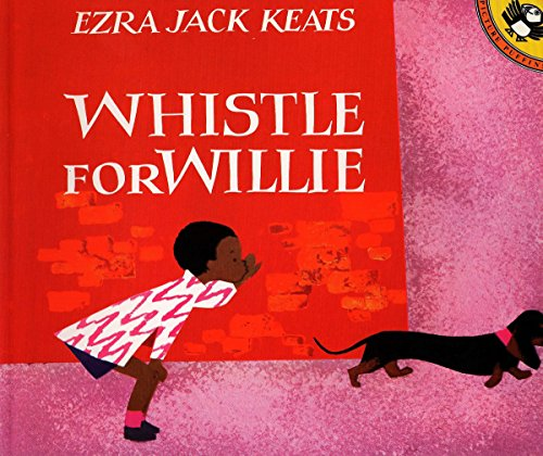 9780140502022: Whistle for Willie (Picture Puffins)