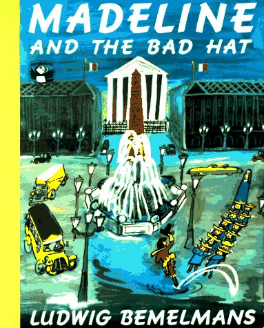 9780140502060: Madeline and the Bad Hat (Picture Puffin books)
