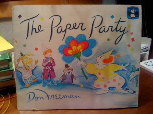 9780140502121: The Paper Party (Picture Puffins)