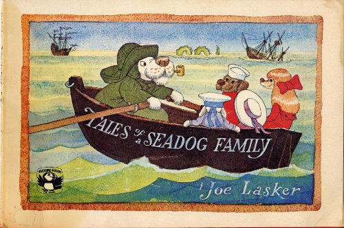 Tales of a Seadog (Picture Puffin books) (0140502149) by Joe Lasker