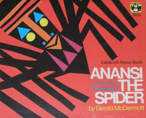 9780140502169: Anansi the Spider (Picture puffin)
