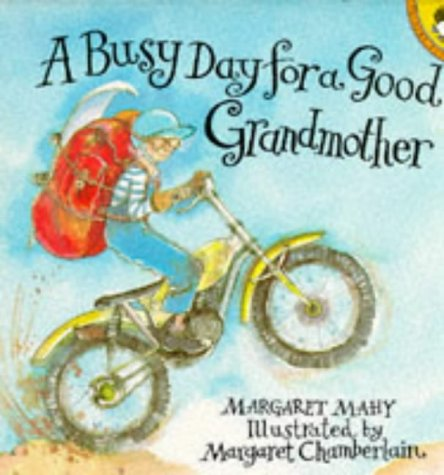 9780140502275: A Busy Day for a Good Grandmother (Picture Puffin)