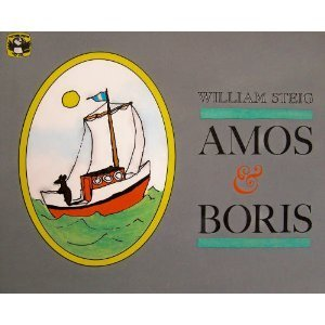9780140502299: Amos & Boris (Picture Puffin)