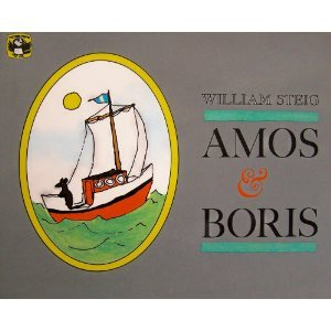 9780140502299: Amos And Boris (Picture Puffin)