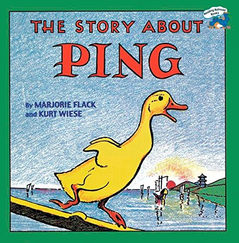 9780140502411: The Story About Ping (Picture Puffin)