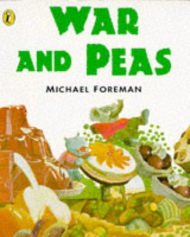 9780140502435: War and Peas (Picture Puffin)