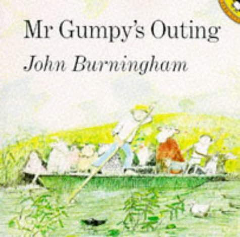 9780140502541: Mr Gumpy's Outing (Picture Puffin)