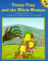 9780140502565: Teeny-tiny and the Witch-woman (Picture Puffin)