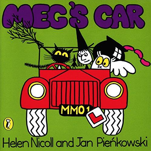 Meg's Car (Meg and Mog): Nicoll, Helen