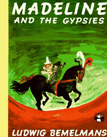 9780140502619: Madeline and the Gypsies