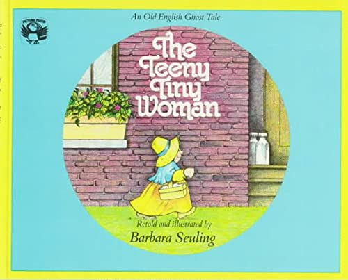 9780140502664: The Teeny Tiny Woman: An Old English Ghost Tale (Picture Puffin)