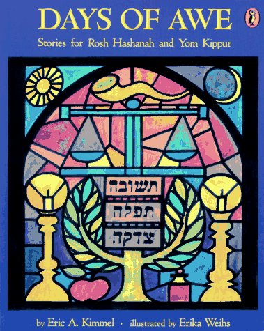 9780140502718: Days of Awe: Stories for Rosh Hashanah and Yom Kippur