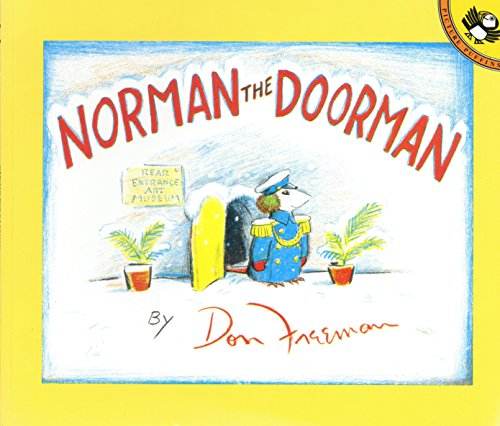 9780140502886: Norman the Doorman (Picture Puffin Books)