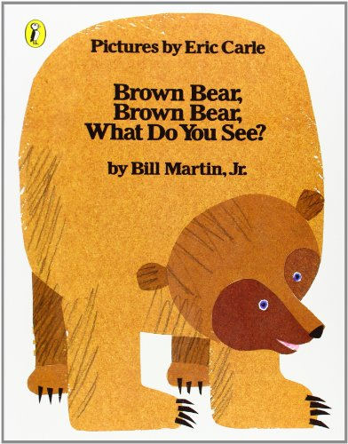 9780140502961: Brown Bear, Brown Bear, What Do You See? (Picture Puffin)