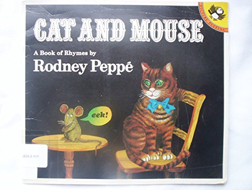9780140502978: Cat and Mouse (Picture Puffin)