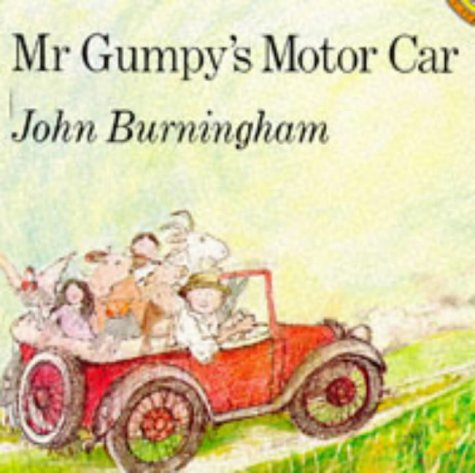 9780140503005: Mr.Gumpy's Motor Car (Picture Puffin)