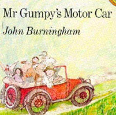 9780140503005: Mr. Gumpy's Motor Car (Picture Puffin)