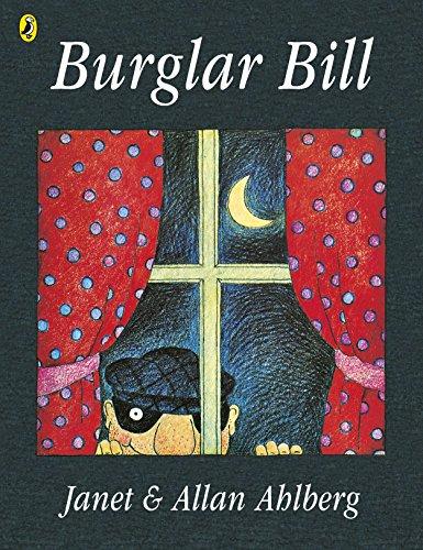 9780140503012: Burglar Bill (Picture Puffin)