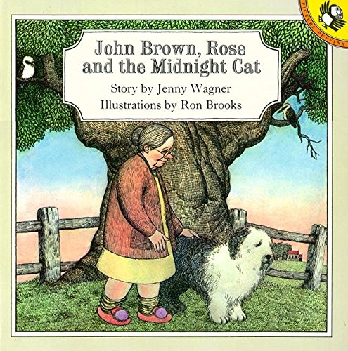 9780140503067: John Brown, Rose and the Midnight Cat (Picture Puffin)